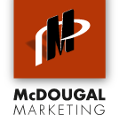 Paul McDougal Marketing Inc. Logo